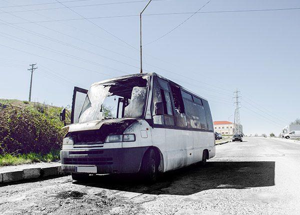 minibus accident