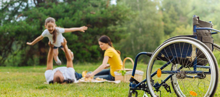 disabled parent